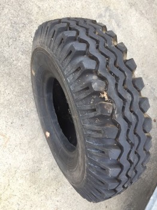 Tire Forklift tires Takraf Forklift VTA DFG 1002 Front drive