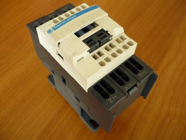 Telemecanique contactor, relais for Maha ECON 2 lift