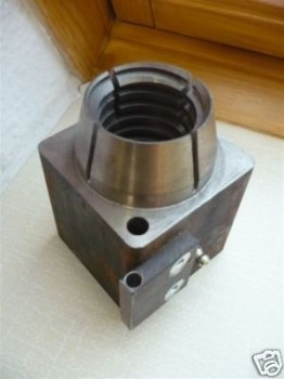 Safety nut for 1 post lift Nussbaum Type 1.20 S / 2 tons Capacity