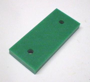 guide block, sliding pad, sliding block for Nussbaum lift Type POW 2.32