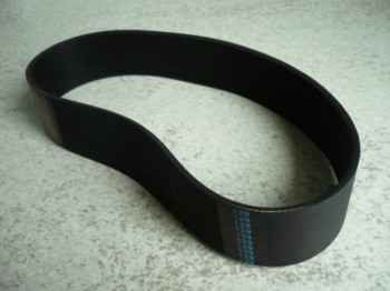 V-ribbed belt (long), ribbed belt, flat belt, drive belt for Slift lift type CSO 2.25 / EL 2,5 GF / 3.0