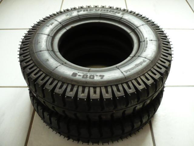 Wheel, truck tire for fork-lift truck VTA DFG 1002 Paul Fröhlich