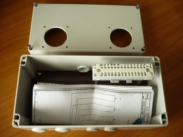 control box, control cabinet for Hofmann GS 5.0 DB, GE 3.0 GS GT BT 2500 Duolift