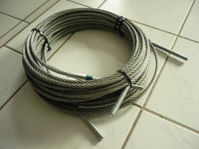 Original control cable Set 12,45 m for Nussbaum Lift Type SPL 3500 / T4