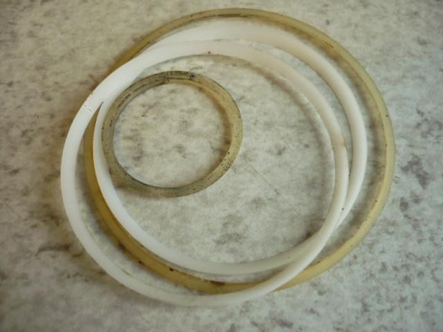 Support ring set Pivot cylinder Lifting cylinder VTA Takraf Forklift DFG 1002 N A