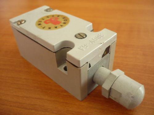 limit switch Bernstein KU1-V for VEB DDR work platform Type FH 1600 /1