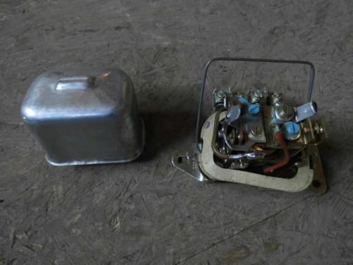 12V 150W light machine controller regulator light machine VEB Fortschritt NVA DDR 8102 VTA Takraf forklift truck DFG 1002