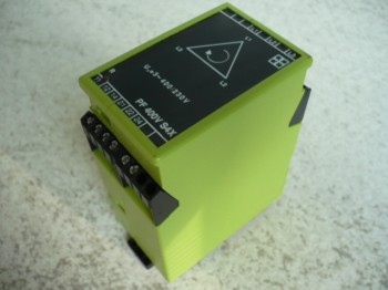 monitoring relays Voltage monitoring Tele Haase PF400VS4X