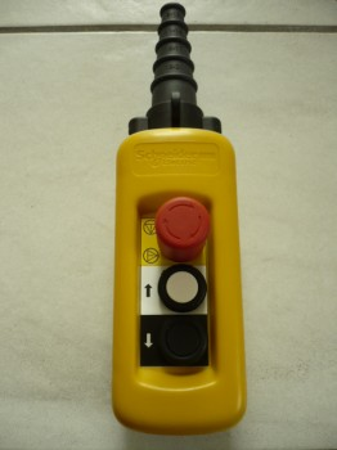 Telemecanique XAC-A03 Hanging wheel Control bottle Hand control Crane control