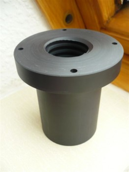 lift nut, spindle nut, load nut for Hofmann Duolift STE 2500 (plastic)