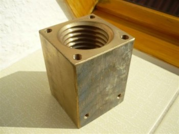 lift nut or safety nut for Zippo lift Type 1001 1101 1301 1305 1311 1111 1201 1211 ZO2 ZO 2-3 T71 with buttress thread