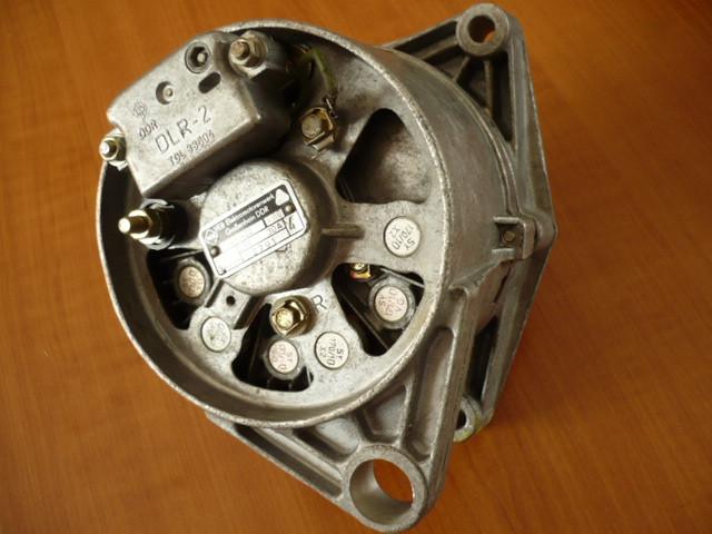 Alternator VEB tractor ZT Fortschritt IFA W50 L60 NVA GDR 28V 30A VEM 8043.42