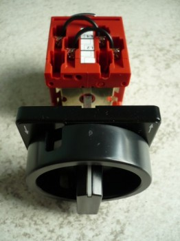 up/down switch for MWH Consul lift Type H200 etc. (with rope and floor mounting, short version)