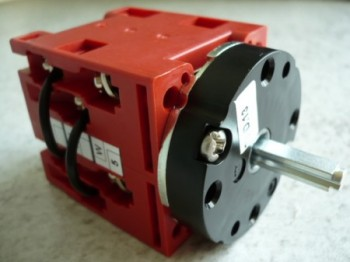 up/down switch, reversing switch, control switch for MWH Consul lift Type H 200 etc. (with cable and floor mounting)