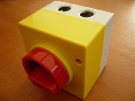 isolator switch, reversing switch, control switch for Nussbaum Lift Type SPL 3500/T4 SPL 3500 / SPL 4000
