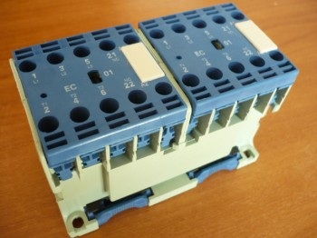 reversing contactor, air contactor, relay, relais for Stenhoj Car lift type Mascot 613
