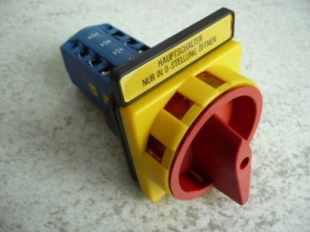up/down switch, control switch for zippo lift Type 1250 (for metal box or switchbox)