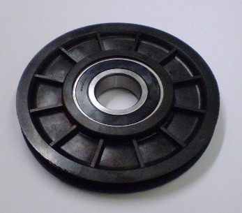 original v-belt pulley for zippo lift Type 2405 car Lifts (with radial bearing)