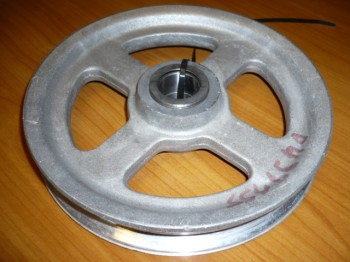 original v-belt pulley, drive wheel for zippo 4 post lift Type 2305 2405