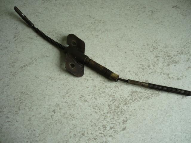 1x left brake cable (short version) for Takraf Forklift Model VTA DFG 3202 / N-A