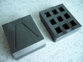 sliding pad, sliding block, sliding element for RAV Ravaglioli lift type KPN/KPX versions