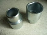 Spacer block, distance piece for lift pad MWH/Consul lift Type H-models (50mm increase)