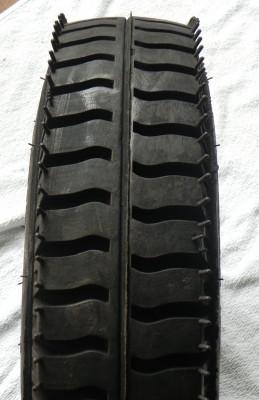 Wheel tire forklift tire Takraf forklift VTA DFG 1002 Paul Fröhlich