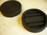 lift pad, rubber pad, rubber plate for Corghi Lift (139mm x 28mm)
