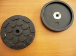lift pad, rubber pad, rubber plate for Hofmann Duolift Type GT 2.5 GTE 2500