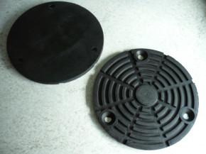 lift pad, rubber pad for Istobal Velyen lifting platform
