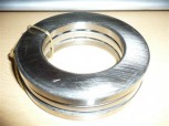 SKF/FAG axial deep groove ball thrust bearing for Hofmann Duolift Type GS 300/320, GSE 300/320, GT 280, G 280, DL-G (for upper spindle bearing)