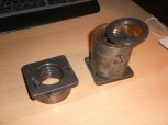 Lifting nut for MWH Consul lift Type 2.7 S, 2.8 S, 3.2 S, S 4 / MHW FH 325 to year 1982