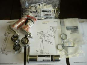 Bolt bushing gasket rings set Yanmar SV17 mini excavator ADB01700