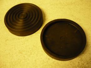 lift pad, rubber pad, rubber plate for Bradbury Lift (158 x 31mm)
