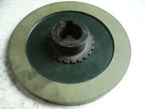 Brake disc Engine brake for brake magnet Binder Zippo lift 62.50.203