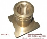 Safety nut for MWH Consul lift type H 143 / H 143 S (5 tons)