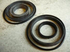 Seal kit Cylinders for lifting cylinders VTA Takraf forklift trucks DFG 1002