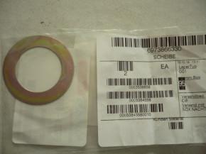 Spacer disc for shim Kubota KX41-3 excavator 6973866330 69738-6633-0