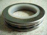 axial deep groove ball thrust bearing for Hofmann Duolift GS GE GT GT 2500 GTE 2500, MSE 5000, MT/MTE 2500 / BT BTE