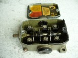 GDR Limit switch Switch contact Contact system Position switch GWÜE 1