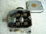 DDR Limit switch Switching contact Contact system Bernstein Robotron GWE 2