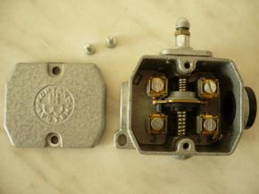 limit switch Robotron contact system GWU 1V VEB DDR