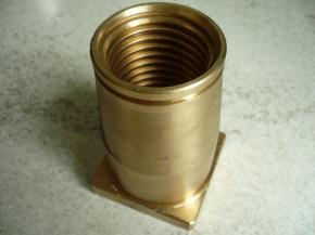 lifting nut, load nut for Ravaglioli lift type KPN 250 (trapezoidal thread 45x5)