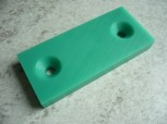 guide block, sliding pad, sliding block for Nussbaum lift Type SPL3500 POW06015