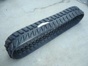 Rubber Chain Excavator Chain rubber crawler Yanmar SV15 SV17 Mini Excavator 172A5938601
