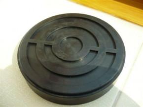 lift pad, rubber pad, rubber plate for Nordlift / Finntools lifting platform (125mm x  20mm)