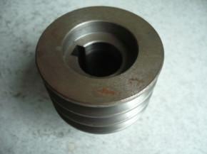 v-belt pulley, toothed pulley, belt disc for Romeico H224 / FOG 449 / SUN lifting platform