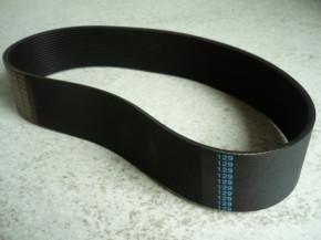 ribbed v-belt, flat belt, v-belt for Zippo lift type 2030 2130 2135 2140 (long version till year 2008)