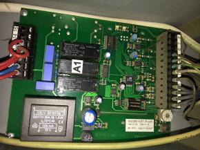 Control Board main board MWH Consul H326 H325 Prolift 2.30 Easylift