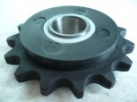 chain sprocket wheel for Zippo lift Type 1211 1111 (with inner ring and plastic socket)